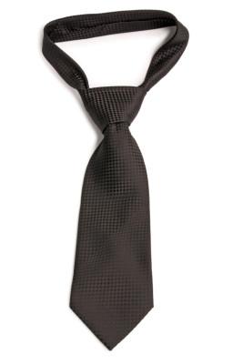 Black  chequer necktie