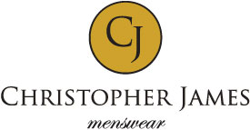 Christopher James Menswear Logo