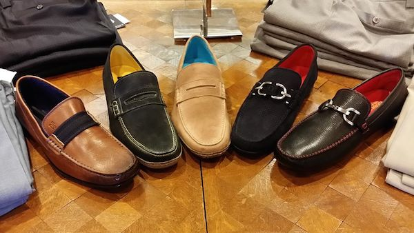 Donald Pliner Drivers and Slip Ons