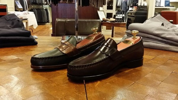 Edmond Allen Shoe Store