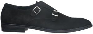 BELEN-23 BLACK (SUEDE) $240