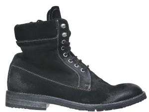 MOREY-23 BLACK (SPORT SUEDE) $395