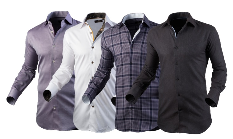 circle of gentlemen makes luxury shirts for everyday life. Black Bedroom Furniture Sets. Home Design Ideas