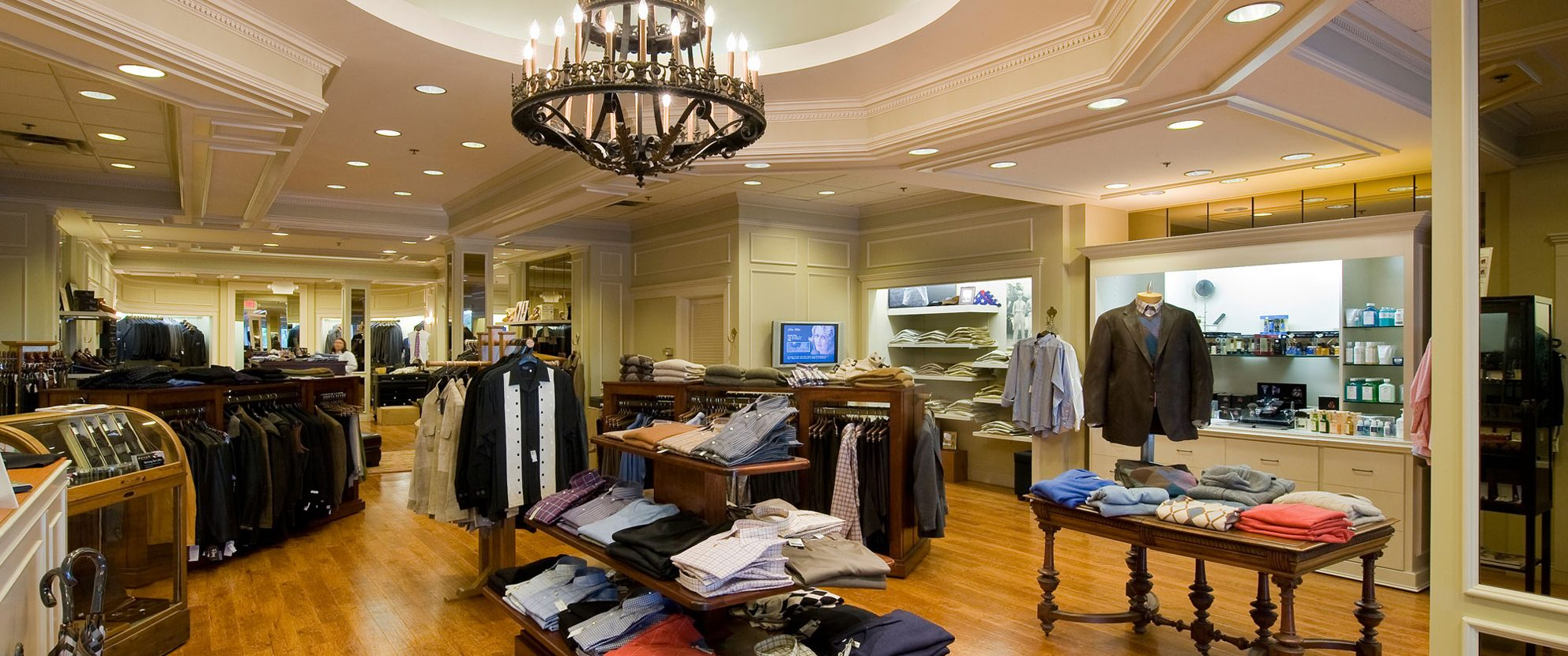 Christopher James Menswear - Fort Wayne: About Us