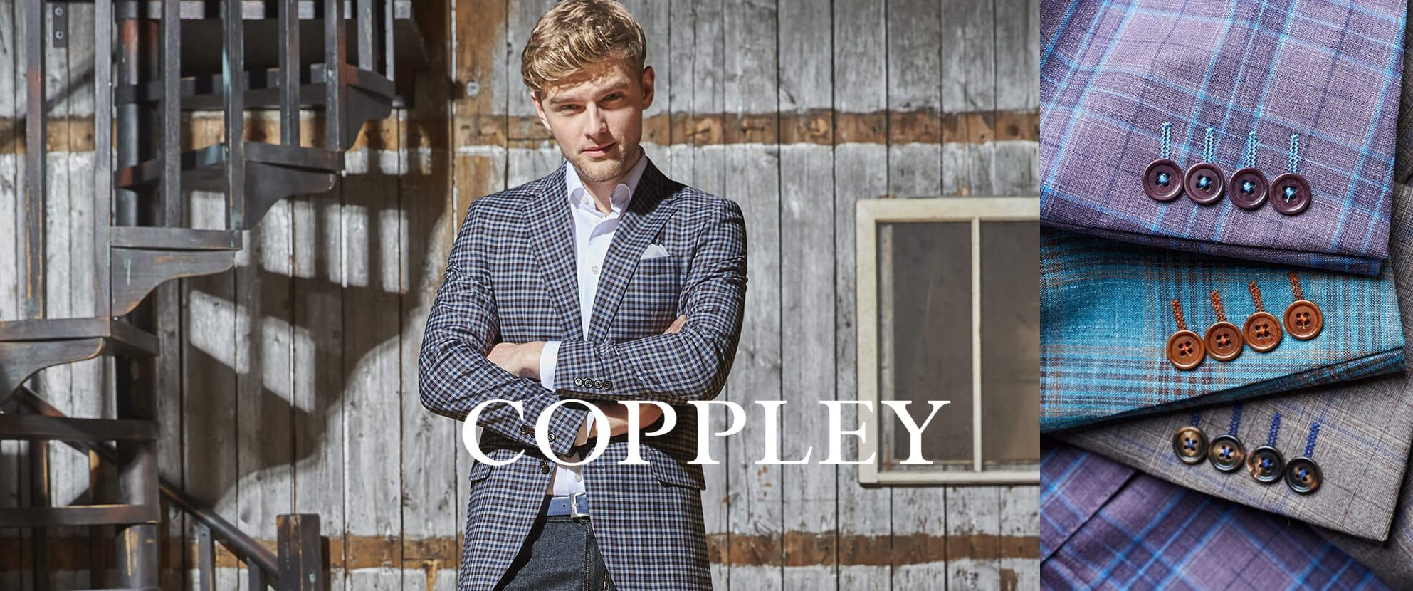 Home Featured Brand: Coppley